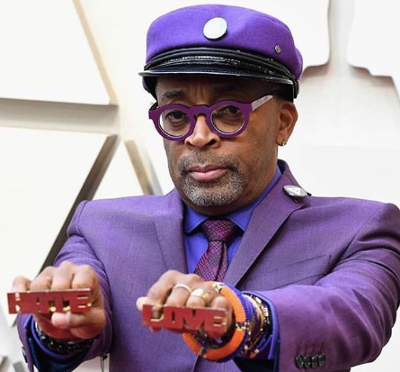 Spike Lee Love Hate rings