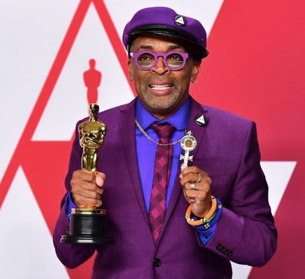 Spike Lee Prince necklace