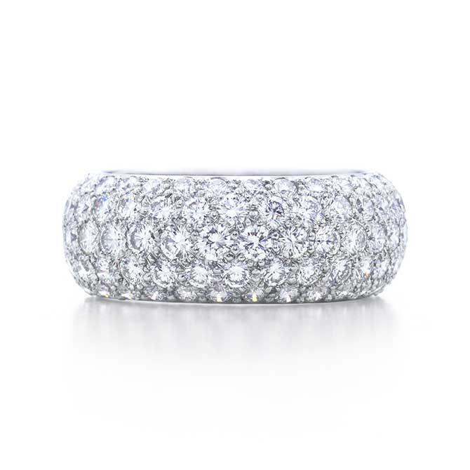 Tiffany Etoile diamond ring