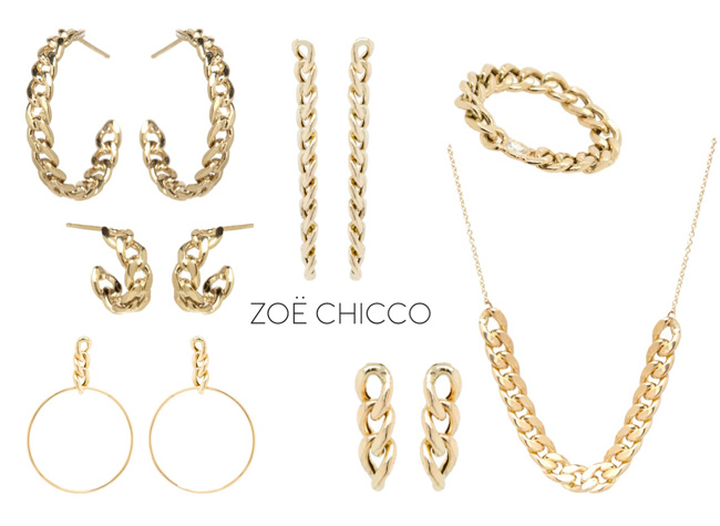 Zoe Chicco Heavy Metal collection