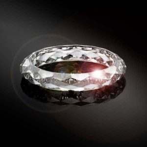 all lab grown diamond ring