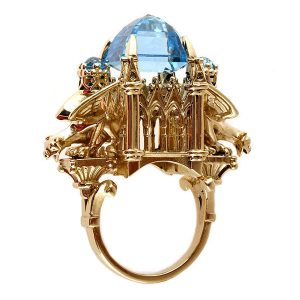 William Llewellyn Griffiths Alchemist ring