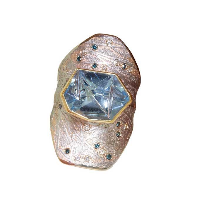 Atelier Zobel Frost ring