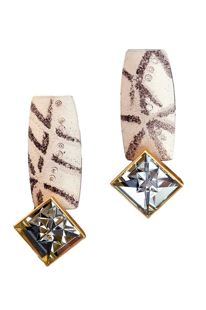 Atelier Zobel earrings