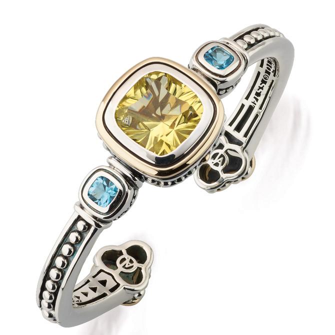 John Atencio Chorus cuff bracelet
