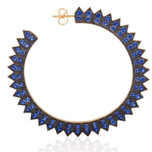 Nada G Power of Light hoop earring