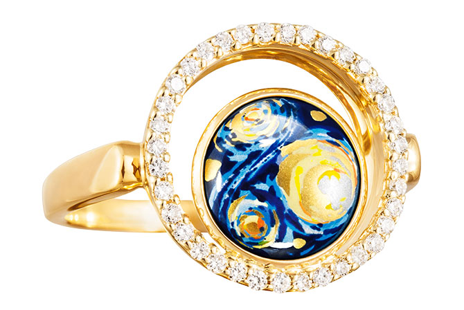 FreyWille ring