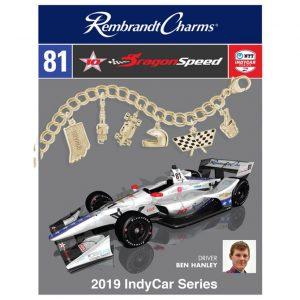 Rembrandt Charms IndyCar sponsor