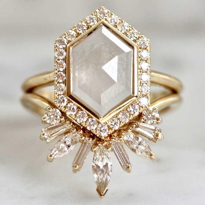 Maggi simpkins diamond ring