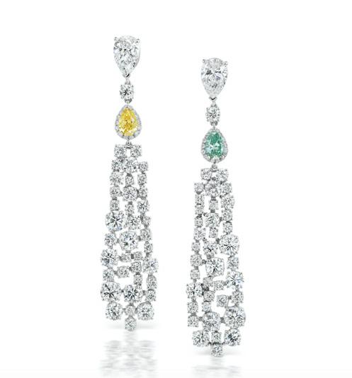 Marie Canale Water.org earrings