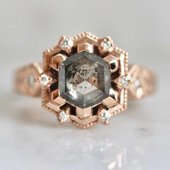 Paradigm Jewelry diamond ring