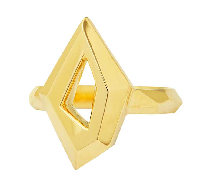 Rush Jewelry Icon Victoire ring