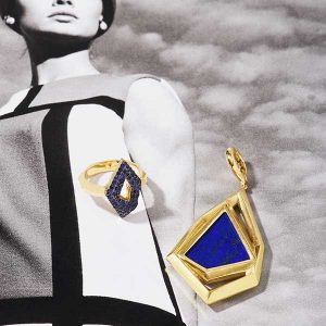 Rush Jewelry Mondrian dress inspiration