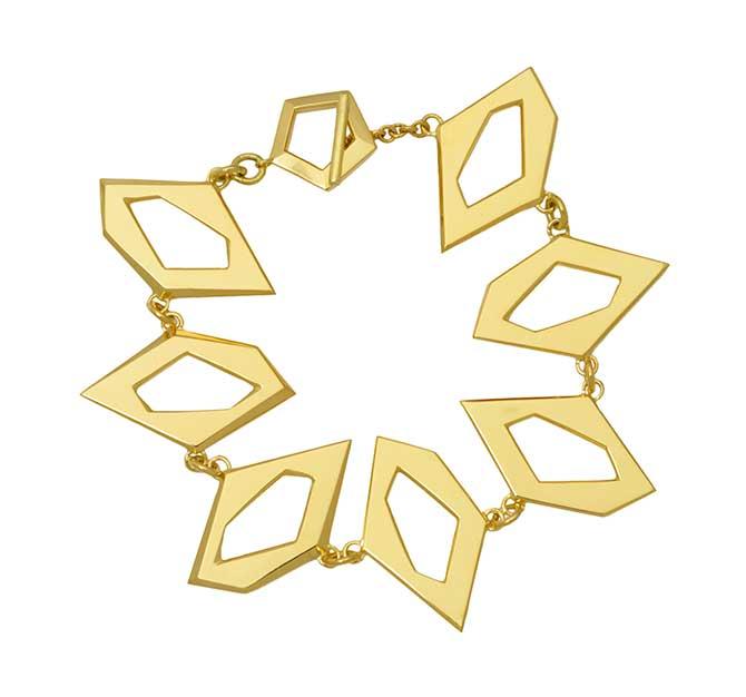 Rush Jewelry Victoire link bracelet
