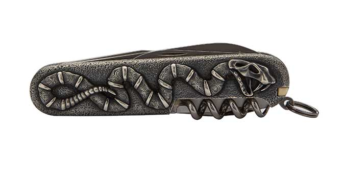 Stephen Webster Snake Flick knife