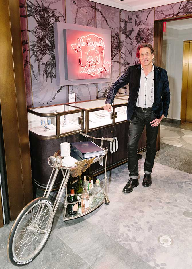 Stephen Webster at Bergdorf Goodman