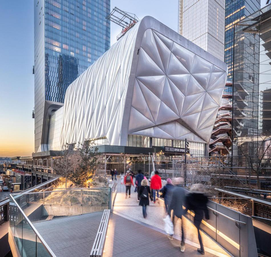 The Shed Hudson Yards