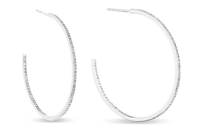 adina reyter diamond hoops