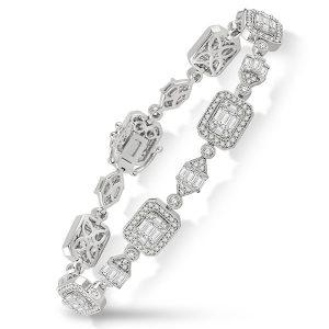ashi diamond bracelet