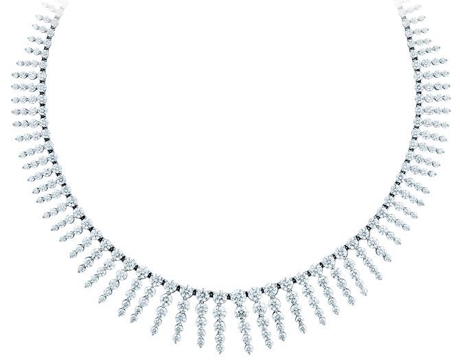 lazare kaplan necklace