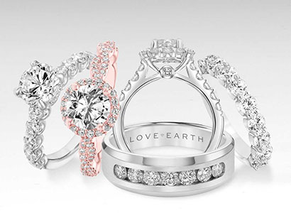 Love Earth jewelry