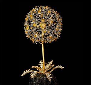 Maison Guan Fine Jewellery dandelion