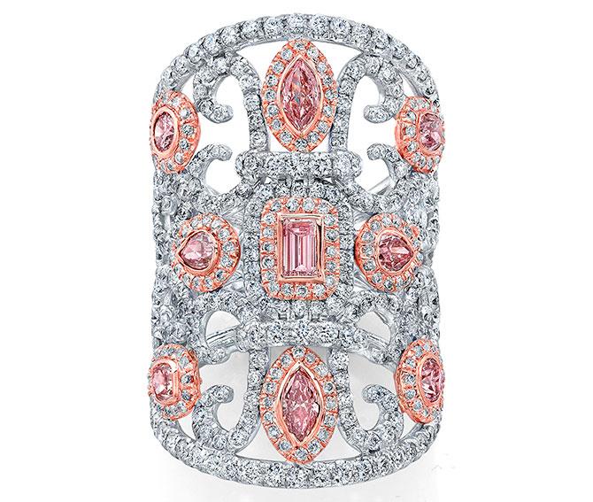 mizrahi winning diamond ring