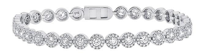 shy eden diamond bracelet