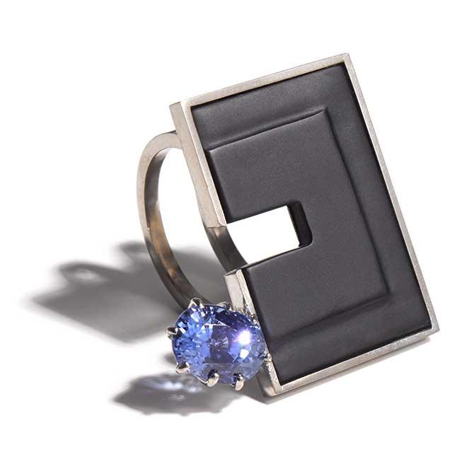 Alexandra Jefford Lunchbox ring