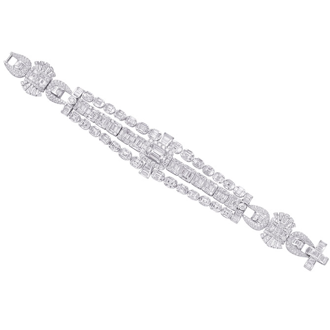 Almor Designs diamond bracelet