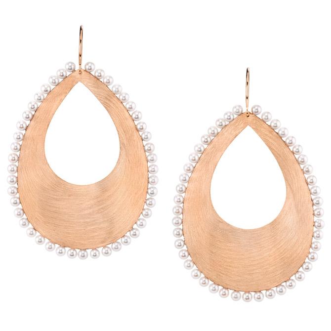 Irene Neuwirth pearl earrings