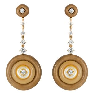 Fernando Jorge Signal tagua earrings