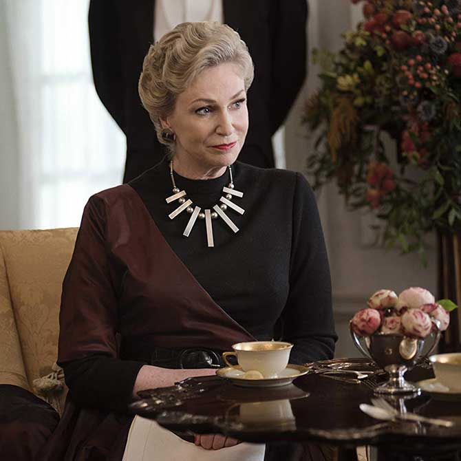 Jane Lynch on Mrs Maisel