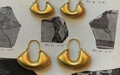 Jean Prounis earrings