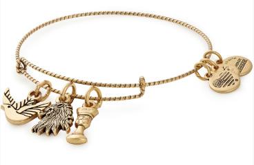Lannister Alex and Ani bracelet