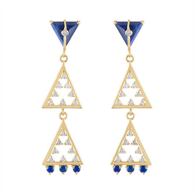 Loriann Moderne earrings