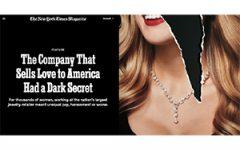New York Times Magazine signet story