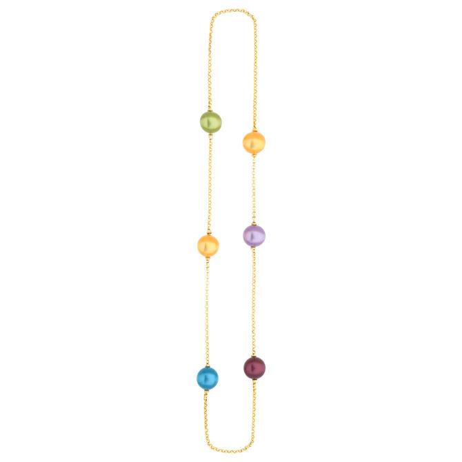 Ancarso multicolor necklace