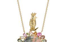 Daniela Villegas Gertrude Bell necklace