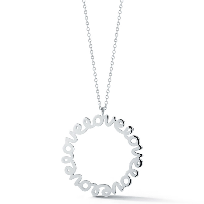 Tali Gillette For Love necklace