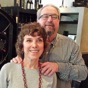 Richard and Trudi Greenwood