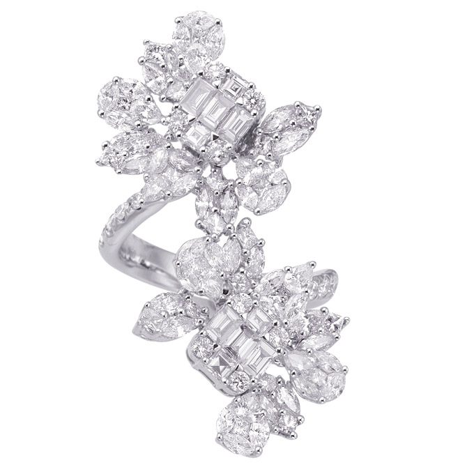 Almor Designs diamond ring