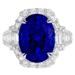 Couturemark tanzanite ring