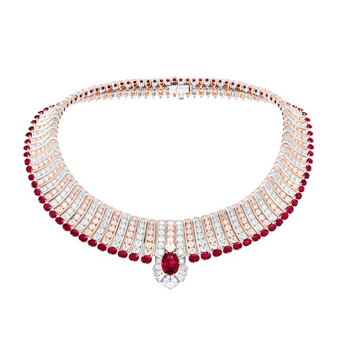 Van Cleef Arpels Andaakar necklace