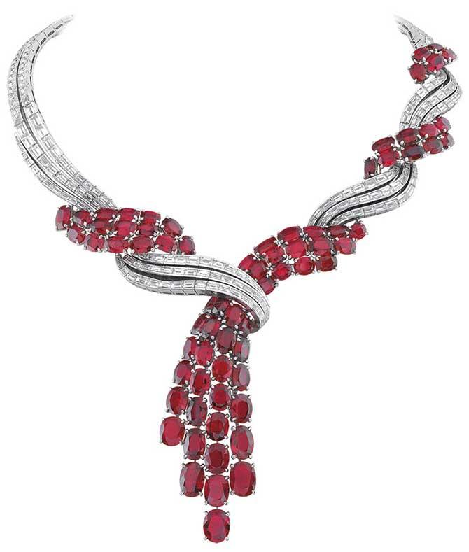 Van Cleef Arpels Duchesse necklace