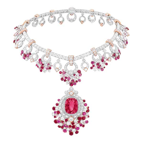 9642d7543afa9 Here's What Van Cleef & Arpels' New Ruby Collection Looks Like - JCK