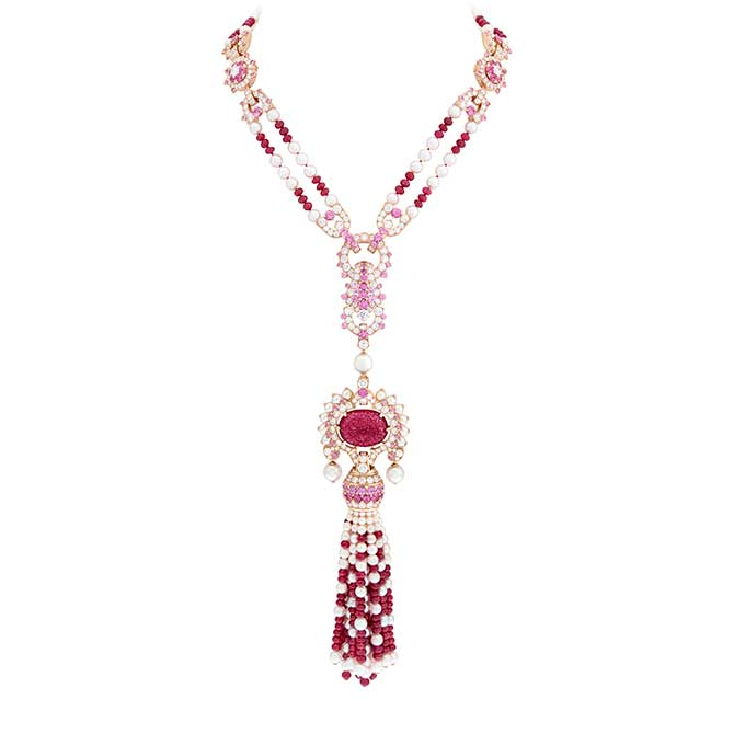 Van Cleef Arpels Priya necklace