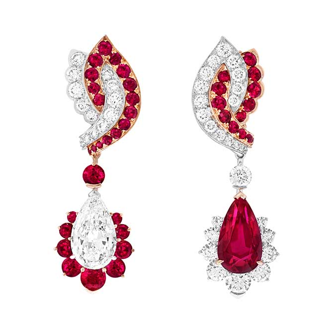 Van Cleef Arpels Unisson earrings