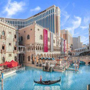 Venetian Las Vegas Grand Canal