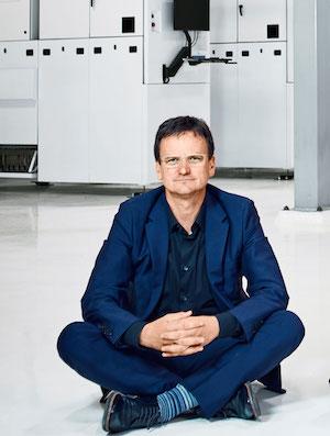 Diamond Foundry CEO Martin Roscheisen